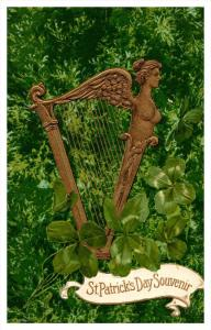 St.Patrick's Day  Harp