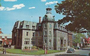 Hotel Of the Town, ST. HYACINTHE, Quebec, Canada, 40-60´s