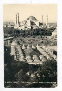 RP  Saint Sophia Museum, Istanbul, Turkey, PU-1958
