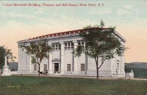 WEST POINT, New York , 00-10s; Cullum Memorial Building, Theatre, & Ball Room