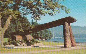 Canada Lumbermen's Arch Stanley Park Vancouver British Columbia