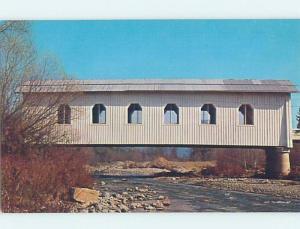 Pre-1980 COVERED BRIDGE Sunny Valley - Near Grants Pass Oregon OR H8576