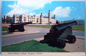 Royal Military College - Kingston, Ontario