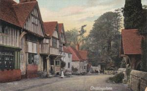 Chiddingstone ,Sevenoaks District o,Kent, England, 00-10s ; Street view