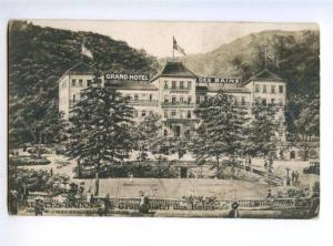 156083 FRANCE VALS-LES-BAINS Grand Hotel Old photo postcard