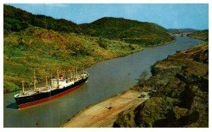 Panama Canal , Gallard Cut
