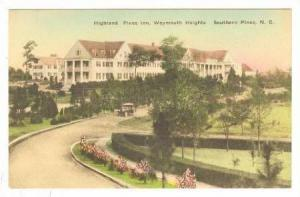 Highland Pines Inn, Weymouth Heights, Southern Pines,  North Carolina,  00-10s