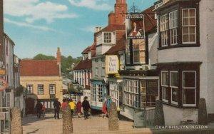 Lymington , Hampshire , England , 1950-60s ; Quay Hill