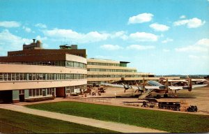 Pennsylvania Pittsburgh Greater Pittsburgh Airport 1958