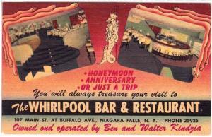 The Whirlpool Bar & Restaurant, Niagara Falls NY