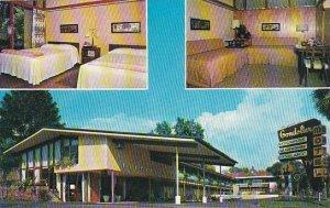 Florida Tarpon Springs The Gondolier Motel