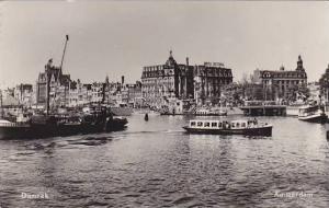 RP, Boats/Oceanliners, Damrak, Amsterdam (North Holland), Netherlands, PU-1969