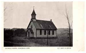 Connecticut Quimebaug , Catholic Church (M.T.Dartts Series )