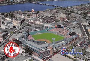 Fenway Park, Boston Red Sox Boston, Massachusetts, MA, USA Unused