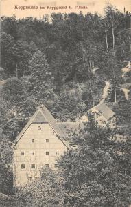 BG19183 keppmuhle im keppgrund b pillnitz germany mill