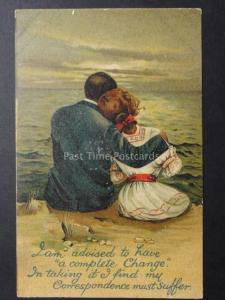 Comic: Romance & Medical Cure Theme I AM ADVISED TO HAVE A COMPLETE CHANGE c1909