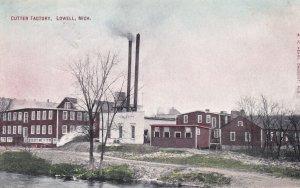 LOWELL , Michigan , PU-1911; Cutter Factory