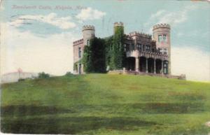 Massachusetts Holyoke Kennilworth Castle 1910