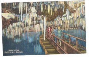 Crystal Caves, Bailey´s Bay,  Bermuda, 40-60s