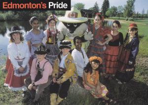 Multicultural Kids, Ethnic Diversity, Edmonton´s Heritage Festival, Hawrelak...