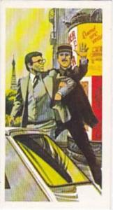 Brook Bond Tea Vintage Trade Card Police File 1977 No 37 Interpol