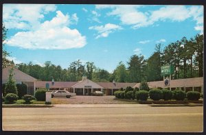 Virginia WILLIAMSBURG Colonial Motel Route 60 - 1452 Richmond Road 1950s-1970s