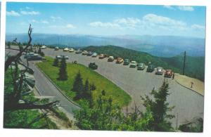Clingman's Dome Parking Area Great Smoky Mountains Park