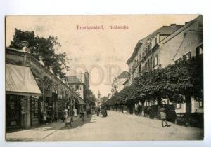 138398 Czech Republic Frantiskovy Lazne FRANZENSBAD Kirchstras