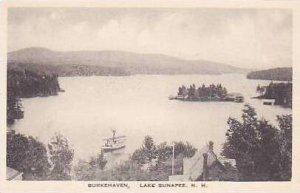 New Hampshire Lake Sunapee Burkehaven Albertype