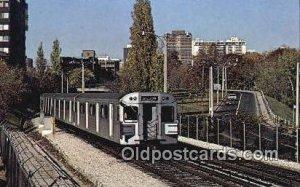 H 5 Class Subway, Toronto Transit, Canada Trains, Railroads Unused