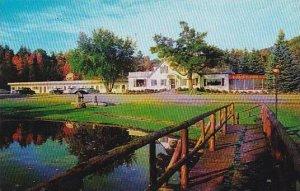 New Hampshire Woodstock Jack O Lantern Motor Inn And Cottages