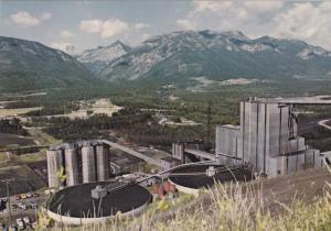 Coal Preparation Plant , SPARWOOD , B.C. , Canada ,50-70s