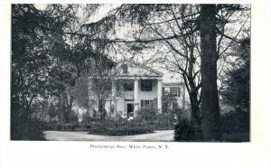 19172  NY White Plains  Presbyterian Rest Home