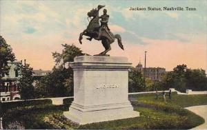 Tennessee Nashville Jackson Statue