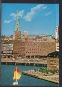 Sheraton-Stockholm Hotel,Stockholm,Sweden BIN