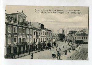 3144757 PORTUGAL Azores ACORES S.Michael Square of Matriz