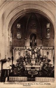 CPA PARIS 12e-Pensionnat du St Coeur de Marie-Chapelle (322884)