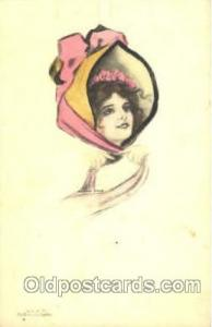 Artist Signed Marion Reed Postcard Post Card Marion Reed Artist Signed Marion...