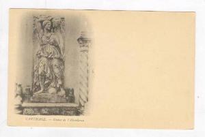 CARTHAGE, Tunesia, 1898-1905  Statue de l'Abondance
