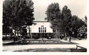 Bania Bulgaria Bathhouse Real Photo Antique Postcard J59145