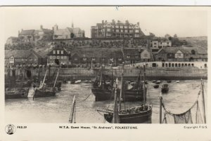 RP: FOLKESTONE , Kent , England , 1958 ; W.T.A. Guest House St Andrews