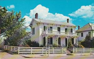 Indiana Greenfield James Whitcomb Riley Home