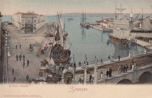 SIRACUSA, Sicilia, Italy, 1900-1910's; Il Porte Grande