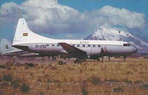 SASA SANTA ANA CONVAIR 340