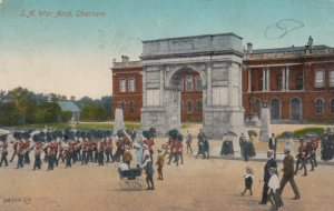CHATHAM , England, 00-10s ; S.A. War Arch