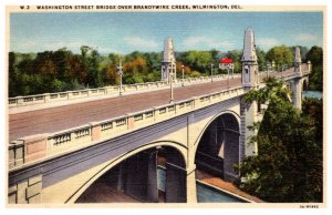 Delaware  Wilmington  Washington Street Bridge