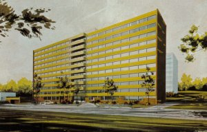 HALIFAX , Nova Scotia , 1950-60s ; Northwood Manor