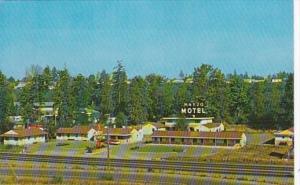 Washington Seattle The Mayjo Motel