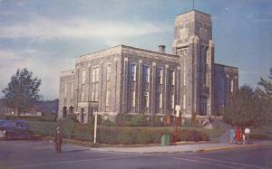 L'Hotel De Ville, Chicoutimi, Quebec, Canada, 1940-1960s
