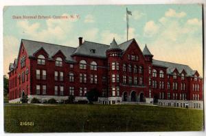 School, Oneonta NY